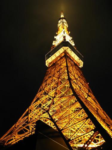 東京鐵塔讓我想到日劇over time