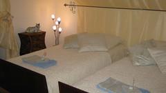 Chambre Evasion - Chambre pour 2 personnes avec lits jumeaux.