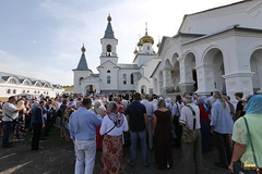 017. The Feast of Saint John, Wonder-worker of Shanghai and San Francisco in Adamovka Village / Свт. Иоанна Шанхайского в Адамовке 02.07.2017