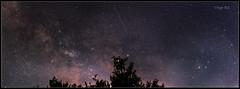 Vía Láctea y Escorpio. / Milky Way and Scorpio (Diego Rai) Tags: víaláctea noche estrellas escorpio gijón asturias diego rai stars night long exposure milky way star adventurer