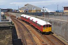 483-008 Ryde (Gridboy56) Tags: shanklin ryde 2d31 rydepierhead 483 483008 trains train railways railroad england europe electric tubestock islandline