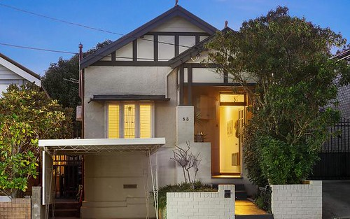 53 Abergeldie Street, Dulwich Hill NSW