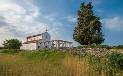 St. Foska Church (02) (Vlado Ferenčić) Tags: stfoskachurch stfoska svetafoška istria istra adriatic vladoferencic vladimirferencic hrvatska croatia barbariga nikond600 nikkor173528