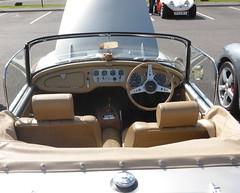 Daimler SP250 (1963) (andreboeni) Tags: classic car automobile cars automobiles voitures autos automobili classique voiture rétro retro auto oldtimer klassik classica classico daimler sp250 dart sports roadster v8 cockpit dashboard fascia interior