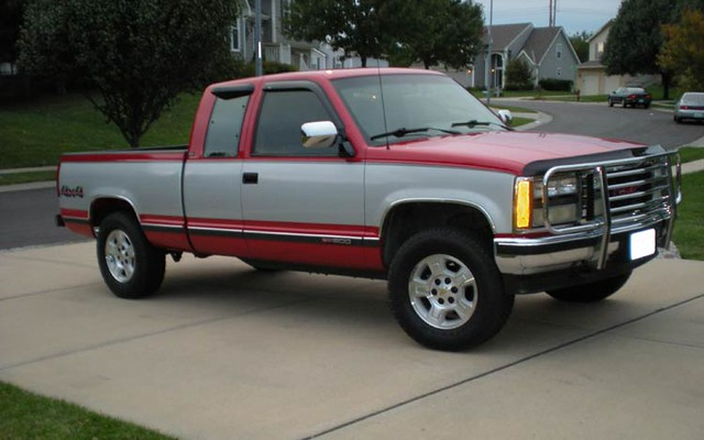 sierra 1993 gmc k1500