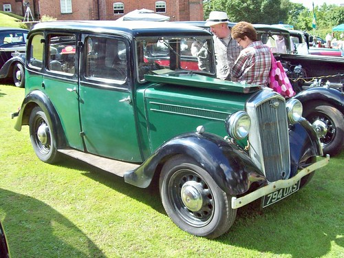 92 Wolseley Wasp (1936)