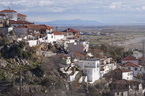 Above Xanthi