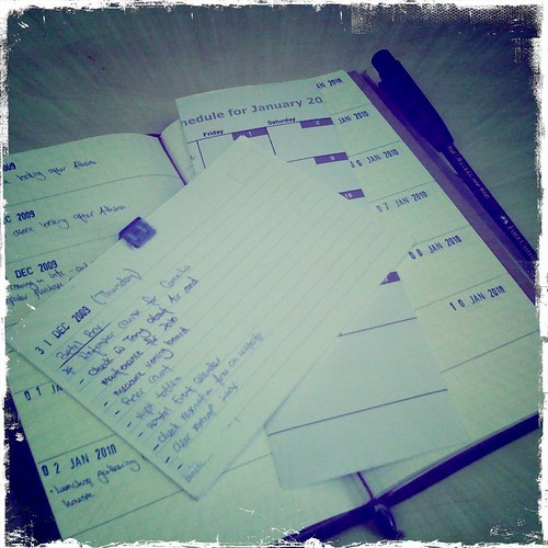 My 2010 Planner