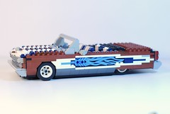Ford Galaxie 1966 Convertible (Modified)