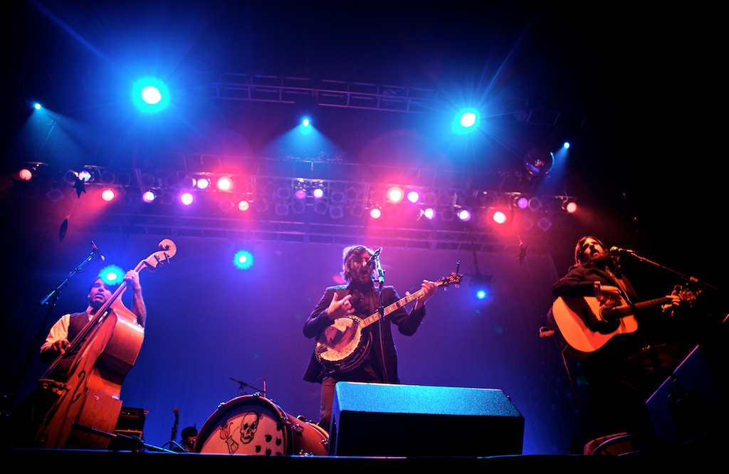 The Avett Brothers New Years Eve