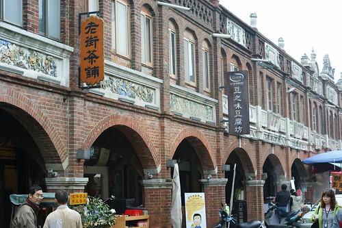 Hukou old street/湖口老街