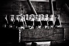 B&W Classic Coke Bottles