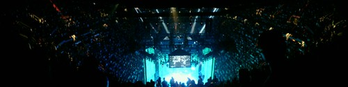 U2 - American Airlines Arena Miami - 14. November 2005