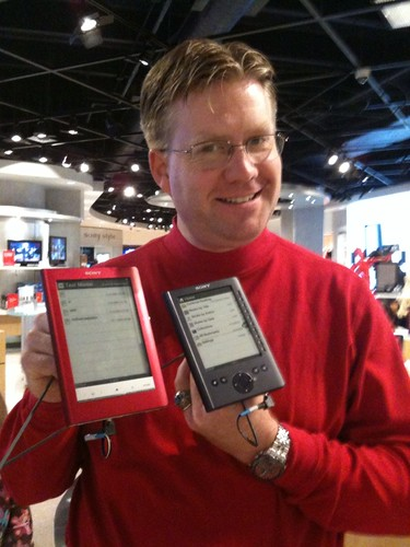 Sony eBook Readers