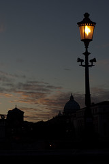 . (Gothic74) Tags: italy rome roma 50mm nikon italia tramonto dusk basilica 14 d70s nikkor sanpietro crepuscolo gothic666 allrightsreserved tuttiidirittiriservati saintperter