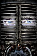 Robotwoman (paolo bevilacqua) Tags: woman canon 350d robot paolo dream 5d sogni surrealismo bevilacqua photoshopcreativo