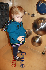 Dance Dance (Laura_and_Alex) Tags: girl claire toddler ontariosciencecentre