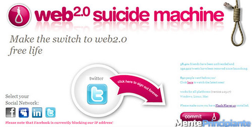 MentePrincipiante Suicide Machine