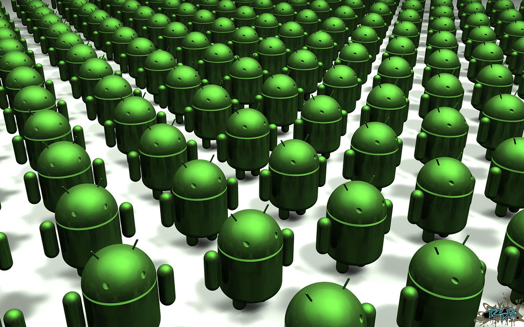 Android Army PC Wallpapers