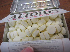 Honey Altoids
