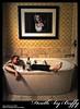 Scenes from Las Vegas New Year's 2010 - Death by Buffy (binarystatic) Tags: las vegas death vampire tequila hollywood planet bathtub buffy slayer shotglass murat