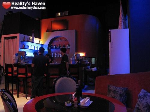 club 360 restaurant