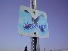 stox (graffiti oakland) Tags: yards sign graffiti oakland mbt stox