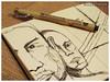 algumas heranças, tem que acabar. (Cårdoso Jr.) Tags: art moleskine artwork ipod rabiscos jr desenhos devaneios cardoso comunicação roughs macbook skine dz1