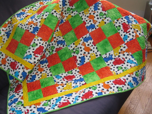 Quilts for Kids finished front