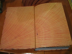 The Woodbook's inside front cover
