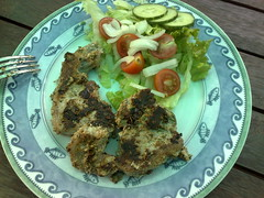 Marinated Lamb Chops
