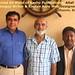 Muhammad Ali Majid, Altaf Shaikh and Kaptan Abro