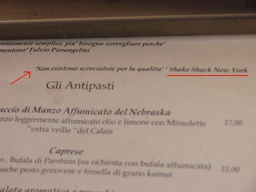 Shake Shack Quote