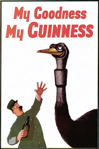 guinness-ostrich