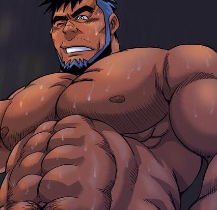 bara Muscle bear