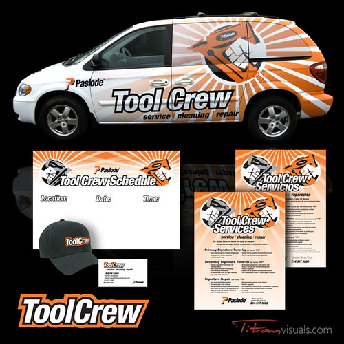 Paslode ToolCrew