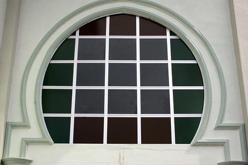 Coloured Glass Window