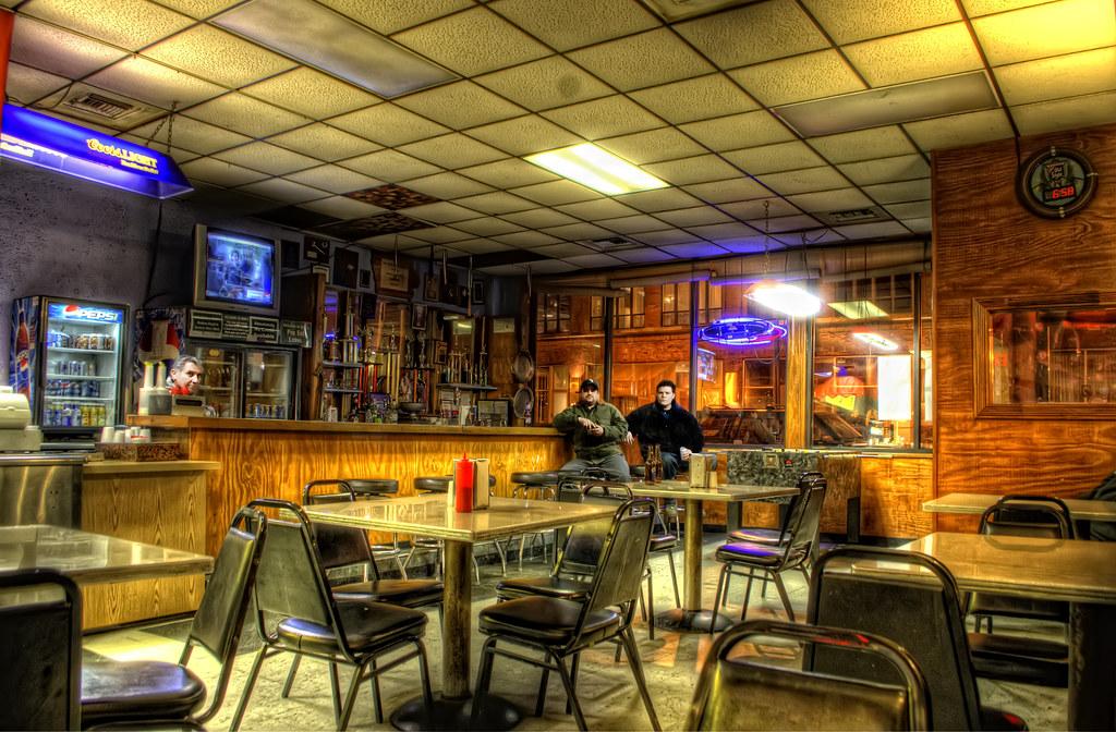 Dino's Morgan Inn Bar.