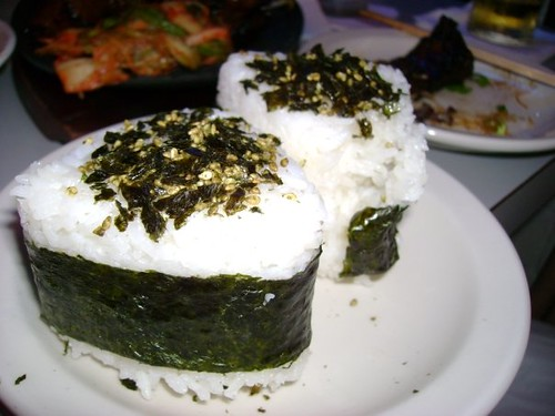 Musubi @ Side Street Inn