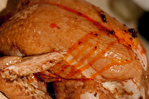 Glutinous rice stuffed chicken 10