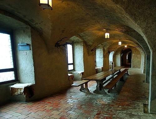 Rittersaal in der Meersburg