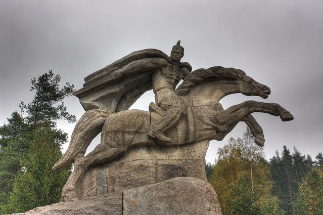 Паметник на Георги Бенковски
