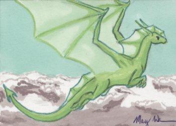 22-Green Dragon