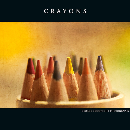 Crayons (by George Goodnight)
