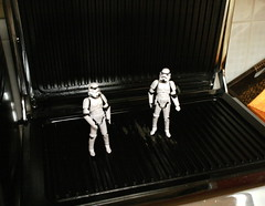If it is a tanning booth then why does it say panini press on the side? (...Ashish...) Tags: kitchen canon rebel starwars humour stormtrooper 365 maytheforcebewithyou xti maythe4th 400d paninipress maythefourthbewithme
