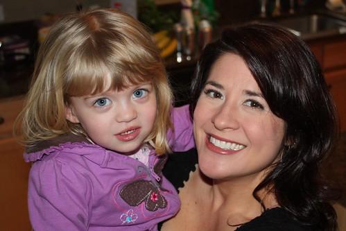 Catie & Tracy