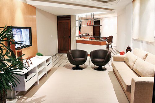 apartamentos pequenos decoração