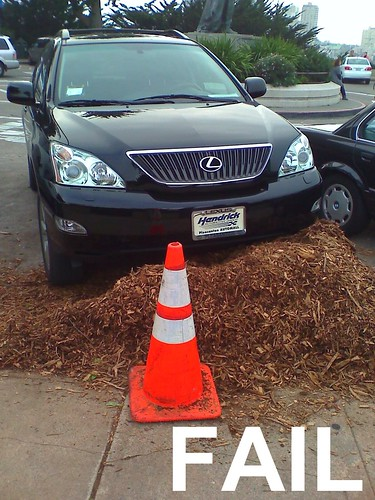 Parking Fail: Coit Tower 3