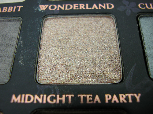Urban Decay Alice In Wonderland Palette - Midnight Tea Party