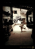 Vendedora de Tlacoyos (JPCardona) Tags: sepia mexico aves pajaros latinoamerica puebla cardona tlacoyo tetela teteladeocampo juanpablocardona